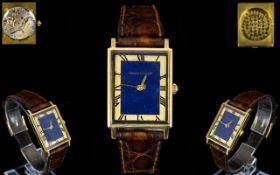 Jaeger - Le - Coultre 18ct Gold Ladies Wrist Watch,