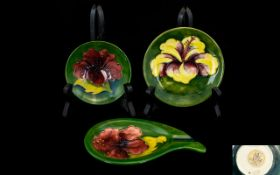 Moorcroft Collection of Tubelined Pin Di