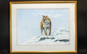 Peter Jepson (born 1936); Pastel, Study