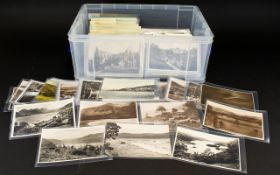 Collection Of Approx 500 Postcards, Most