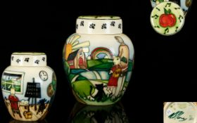 Moorcroft - Ltd and Numbered Edition Con