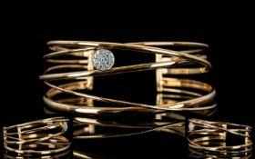 18ct Rose Gold - Contemporary Design Sup