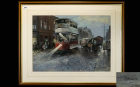 Tom Brown (British B. 1933 -) Original C