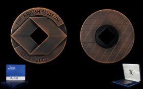 Royal Mint 2003, British Museum Bronze Medal,