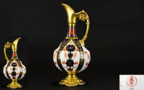 Royal Crown Derby Old Imari Solid Gold B