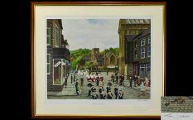 Tom Dodson 1910 - 1991 Artist Pencil Sig