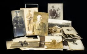 Collection of First World War Photograph