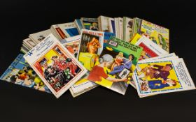 Collection of Vintage Comic Postcards. I
