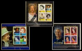 Deluxe Album Containing Queen Elizabeth
