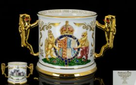 Paragon Fine Bone China Impressive Ltd a