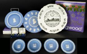 Wedgwood Collection of Assorted Plates,