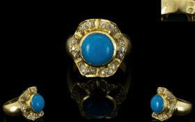 Egyptian 18ct Gold Handmade and Attracti