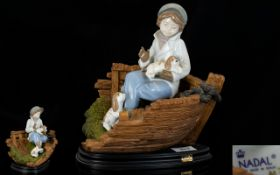 Nadal - Lladro Style Fine Quality Hand P