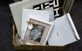 A Collection of Assorted Boxed Contempor