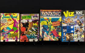 A Good Collection of 1967 - 1968 Comics