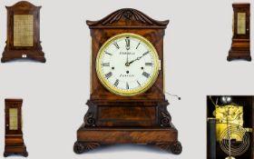 William Frodsham FRS (1728-1807) A Very Impressive Regency Bracket Clock