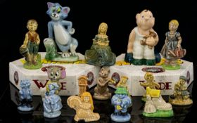 Wade Collection of Figures and Whimsies