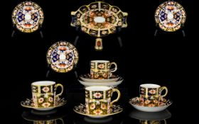 Royal Crown Derby Assorted Items, patter