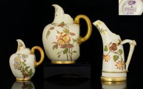 Royal Worcester - Nice Quality Small Col