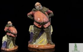Royal Doulton Hand Painted Figure 'Falst
