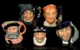 Royal Doulton Collection of Vintage Char