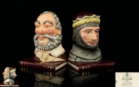 Royal Doulton Shakespearean Hand Painted