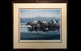 Equestrian Interest Limited Edition Arti