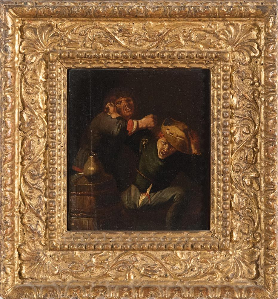 OLD MASTERS AND 19th - 20th CENTURY PAINTINGS