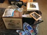 Lot 68 - Box Lot of Churchill Memorabilia