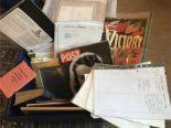 Lot 70 - Box Lot of Churchill Memorabilia