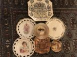 Lot 106 - Seven Various Mainly 19th C Plates