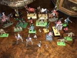 Lot 20 - Collection of toys including Britains deetail