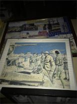 Lot 81 - 9 x Jigsaws Relating to Churchill & Wartime