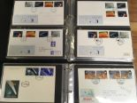 Lot 25 - BOX WITH EXTENSIVE COLLECTION OF 1985-6