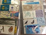 Lot 44 - OVERSEAS BOOKLETS, NETHERLANDS, NAMIBIA,