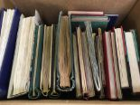 Lot 6 - BOX WITH GENERAL COLLECTIONS AND VARIOUS