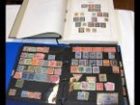 Lot 18 - An album with stamps relating to Austria, together