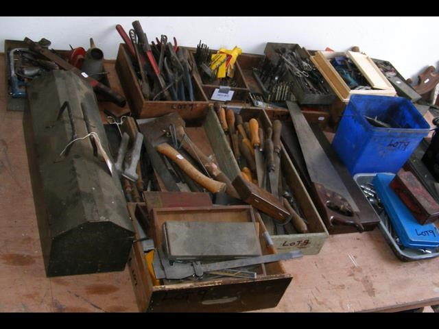 Lot 9 - A large quantity of boxes of useful engineering to