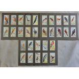 Carreras Ltd Birds of the Countryside 1939 set 50/50 EX