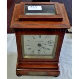 Mantle Clock-Wooden Cased, 1940 mantle clock not working with Key