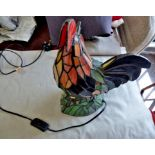 Lamp - in a shape of a chicken - modern - good condition - no markers mark