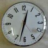 Metamec Clock (new) white in very good condition