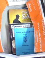 Lot 44 - Military War Books-(9) hardback various books - good lot