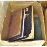Mixed lot of golf books about specific events/ years: The Golfers' Year (1951), editions of