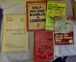 Lot 48 - A selection of local guides (The Chalfont Country and The Thames Valley, The South Downs Way and