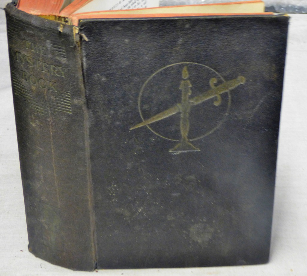 Lot 41 - The Mystery Book edited by H. Douglas Thomson. London, Odhams Press Ltd., 1934. First edition.