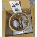 Dr Who - Complete in mint condition-Dalek Emperor Assembly Kit - in original box - mint condition