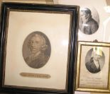 Lot 52 - EXPLORERS & MISSIONARIES / PACIFIC: Group of late 18th century and early 19th century prints,