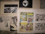 Lot 29 - CHILDREN'S ILLUSTRATED, misc. original artwork & 2 Ida Outhwaite prints (Q).