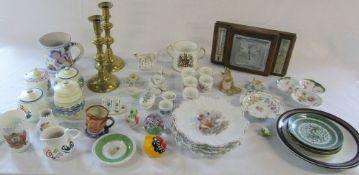 Various ceramics inc Poole & Royal Doulton,
